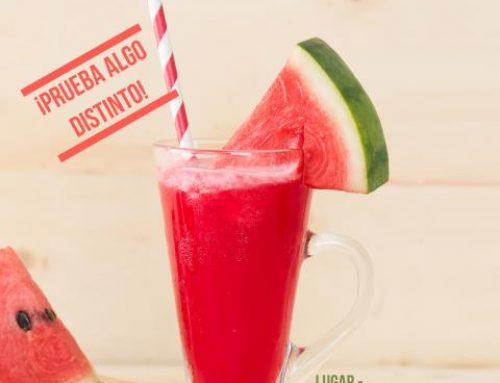 Taller bebidas saludables