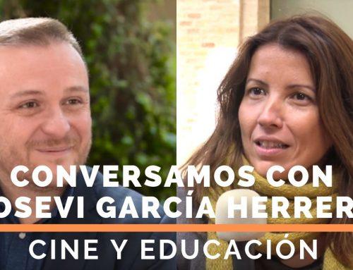 Conversamos con Josevi García Herrero, director y guionista de series y cine