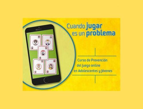 Curso Online: Cuando jugar es un problema