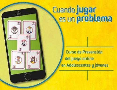 """Curso online """"Cuando jugar es un problema"""""""