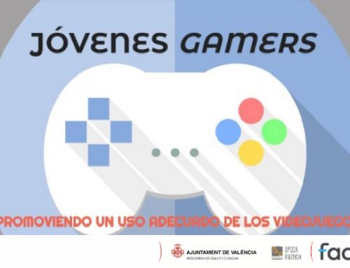 """Curso Online: """"Jóvenes Gamers"""""""