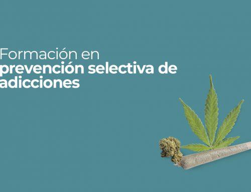 FORMACIÓN EN PREVENCIÓN SELECTIVA DE ADICCIONES